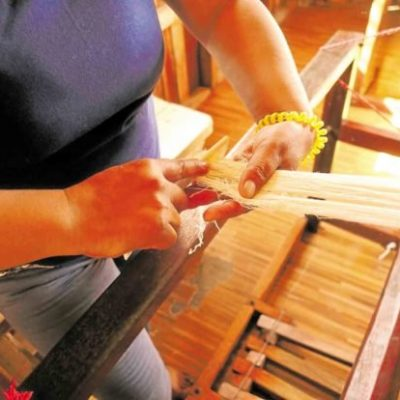 Negros Nine Weaving Center: Hope hidden in the mountains