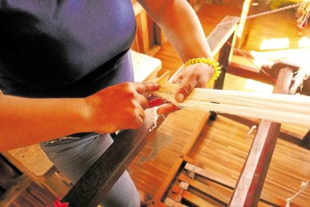 Negros Nine Weaving Center: Hope hidden in the mountains